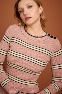Top Bouton Jenny McEnroe