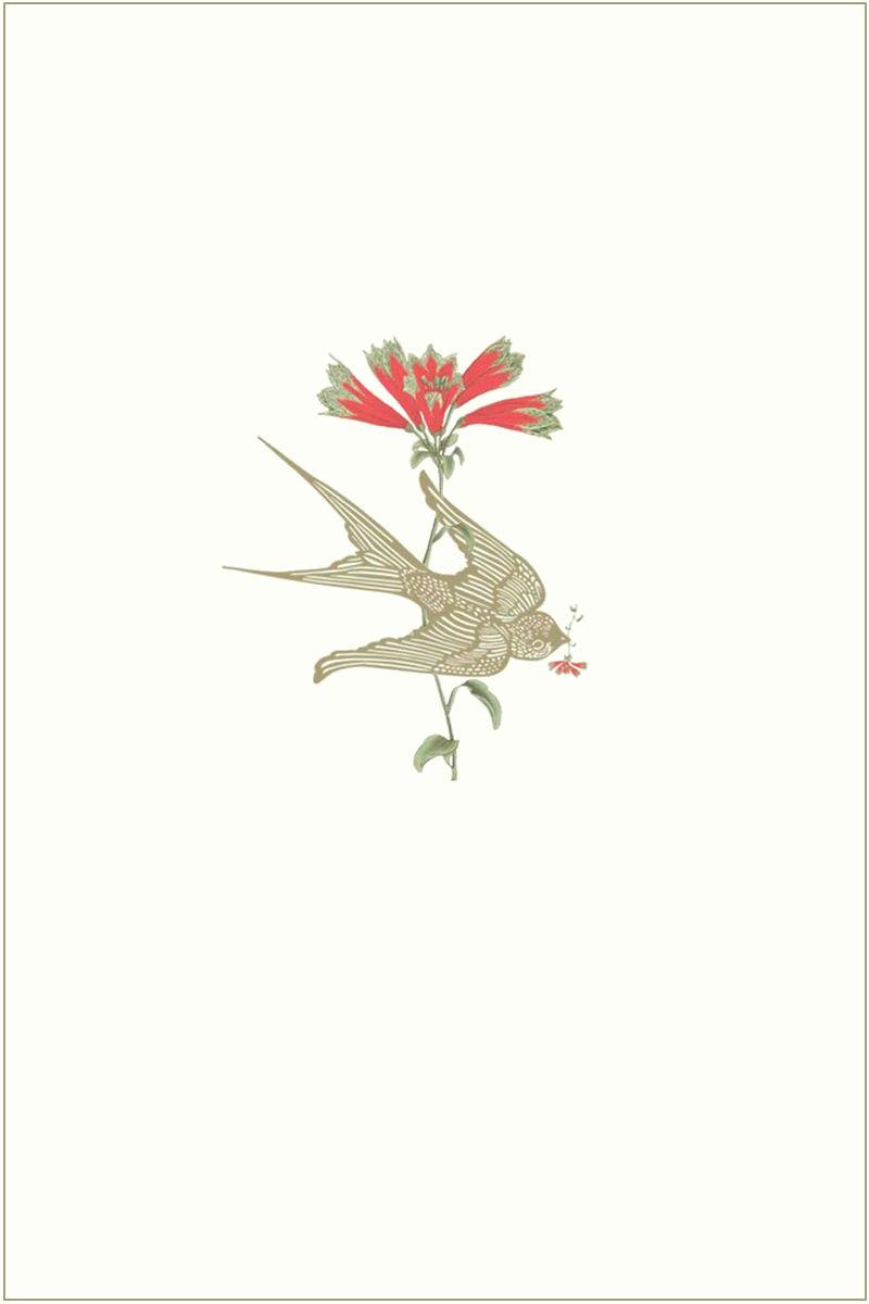 Robe Croisée Tulipe Rib Velours