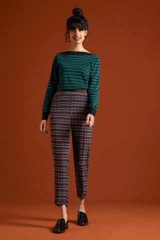 Pantalon Roisin Pompidou
