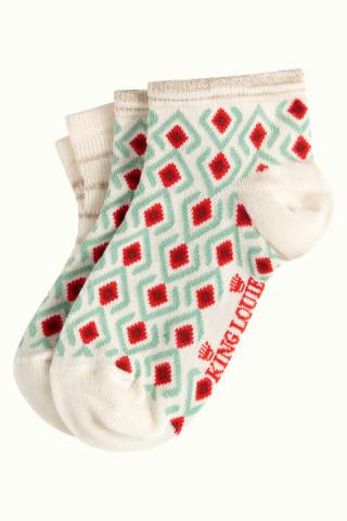 Socks Short 2-Pack Mosaic