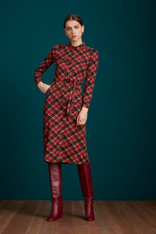 Robe Rosie Coupe Ajustée Chatham