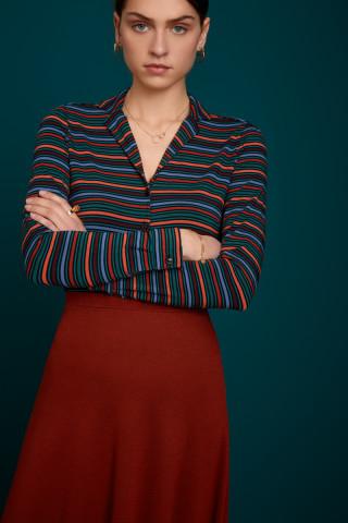 Chemisier Patty Crush Stripe
